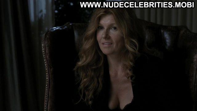 Connie Britton Nude Sexy Scene American Horror Story Latex