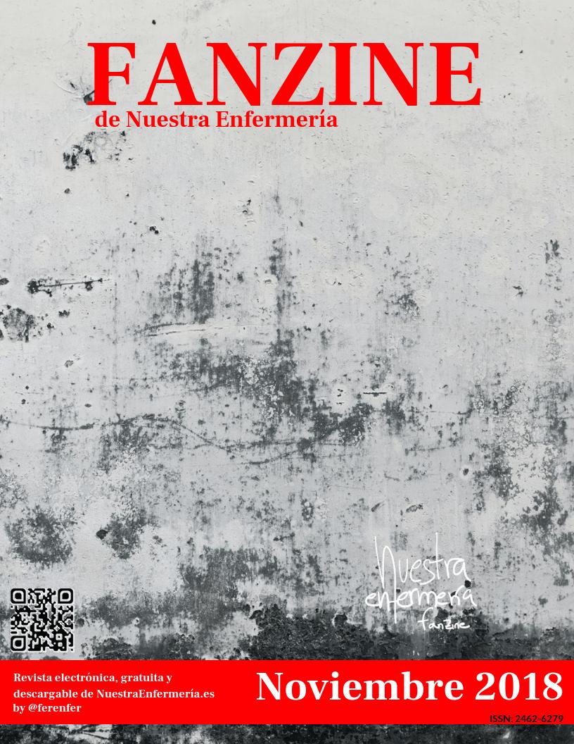 Fanzine Enfermería Noviembre 2018