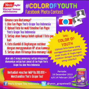 Color Of Youth