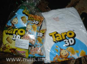 Hadiah Puzzle Taro