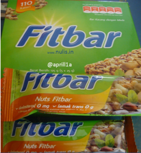 fitbar nuts bar