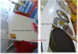 Bersih banget bakso tukul purwokerto