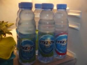 mizone sample