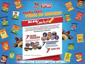 lomba blog mr potato