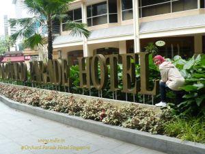 Parade hotel singapura