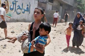 Untuk Gaza : Ku Tak Mampu Banyak Berkata