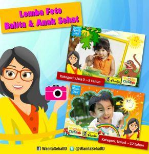 wanita sehat indonesia