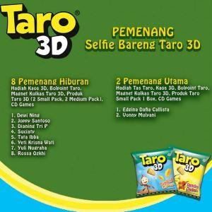 Promo Taro 3D
