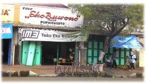Eko Buwono Purwokerto : Toko Aneka Beras & Kacang Paling Super