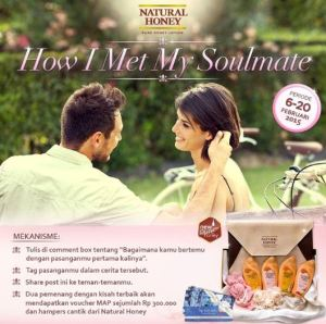 How I Meet My Soulmate, Dapatkan Voucher MAP!