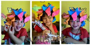 Bunga Kusuduma : Origami Ala Alyssa (Part 1)