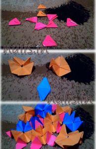 proccess origami