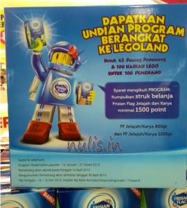 Promo FF Legoland