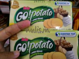 Brio Go Potato : Beli 2 Gratis 1