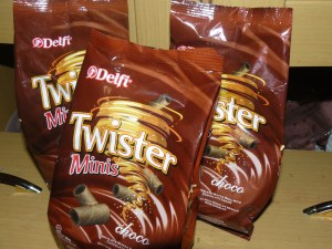 Twister Mini Roll : Beli 2 Gratis 1