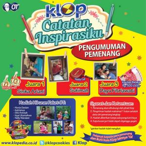 KLOP winners