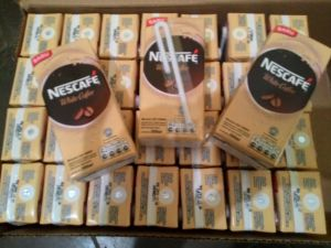 Nescafe White Coffe : Hadiah Jingle Contest