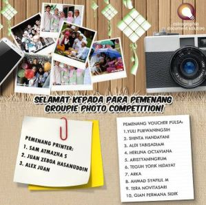 13 Pemenang Foto Kontes Astagraphia Document Solution