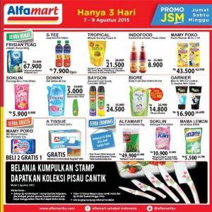 JSM Alfamart 07-09 Agustus 2015