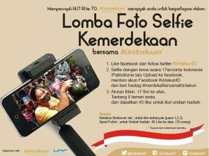 selfie kintakun