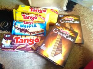 Goodie Bag Tango Hadiah Kontes Foto Memang Tango Enak