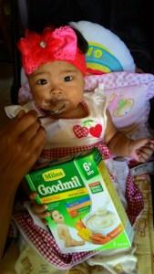 Milna Goodmil Dengan Protein Soya : Menghindari Resiko Alergi