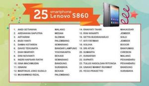 winner pucuk 25 smartphone