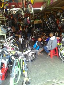Toko Sepeda Rukun Makmur : Terkenal Murah & Lengkap Di Purwokerto