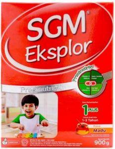 SGM Eksplor (Plain)1+ Gratis Untuk 25000 Balita