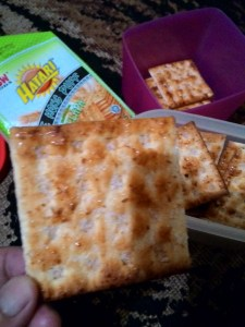 Hatari Malkist Kelapa : Manisnya Biskuit Kelapa