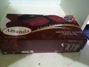 Amanda Brownies Kukus Original : Brownies Kukus Paling Juara