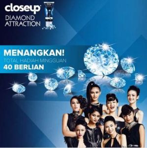 Closeup Diamond Smile Photo Competition Berhadiah Puluhan Berlian