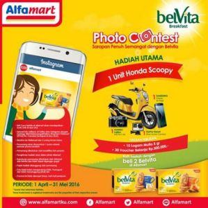 Belvita Breakfast Photo Contest Berhadiah Honda Scoopy