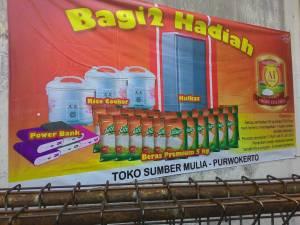 Beras Premium Jatisari (TPS Food) Berhadiah Kulkas
