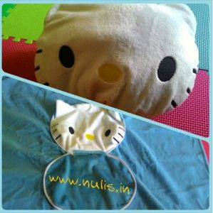 Balmut Hello Kitty : Hadiah Penukaran Point Sweety