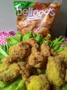 Belfoods Crispy Fried Chicken : Sampai Tulangnya Juga Lunak