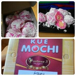 Kue Mochi Purimas 3 Bakery : Isi Kejunya Bikin Ketagihan