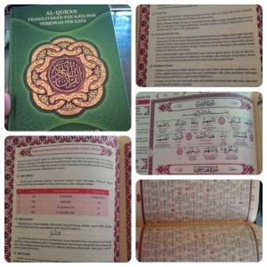 Al Qur'an At Thayyib : Transliterasi & Terjemah Perkata