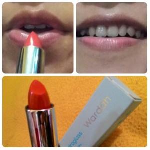 Wardah Hydrogloss : Tipis Banget Warna Lipstiknya