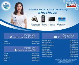 aqua alfa 1