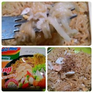 Indomie Mi Goreng Rasa Ayam Bawang : Ada Krupuk Udang Didalamnya!