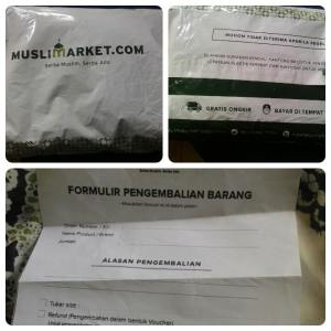 Fast Respon CS Muslimarket, Layak Diapresiasi!