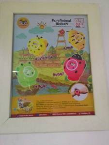 Animal Watch Gratis Dari Hokben