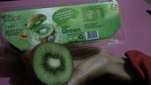 Kiwi Zespri Green : Segar Alaminya Bikin Merem Melek