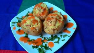 Baked Potato Chesee