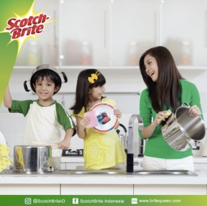 Fun Sharing Moment Photo Competition Scoth Brite Berhadiah Paket Produk