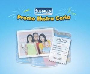 Sustagen Promo Ekstra Ceria Berhadiah Trip Ke Hongkong Disneyland