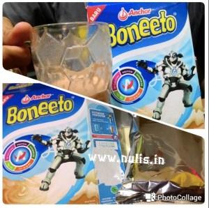 Boneeto Cookies & Cream : Unik Rasanya