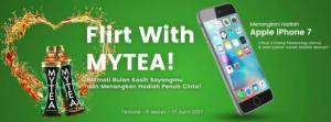 Flirt With My Tea Berhadiah Apple Iphone 7