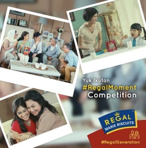 Regal Moment Competition Berhadiah Voucher MAP